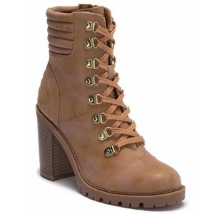 Guess Jetti Combat Boots